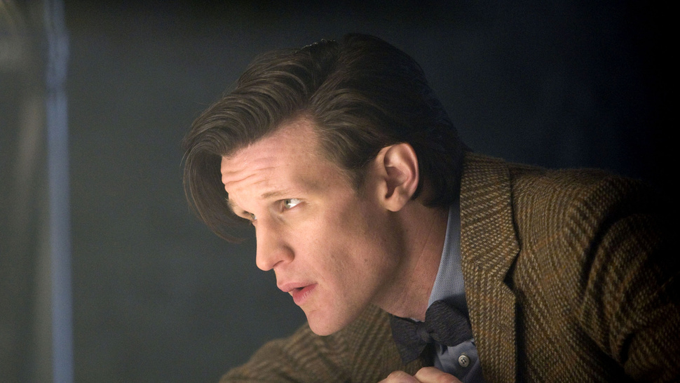 Matt Smith's Gonzo Ideas for <em>Doctor Who</em> Crossovers with <em>Breaking Bad</em> and <em>Walking Dead</em>