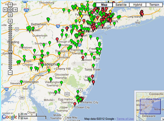 Need A Gas Station In Jersey? Check Out This Map Made By Kids