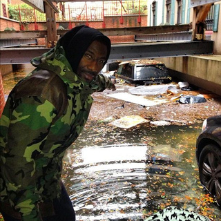 Amar'e Stoudemire's Car Is Underwater