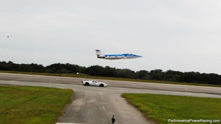 Ford GT Sets New World Record, Takes This Rad Photo