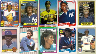 Pascual Perez Is Dead At 55, Killed For His Pension Money