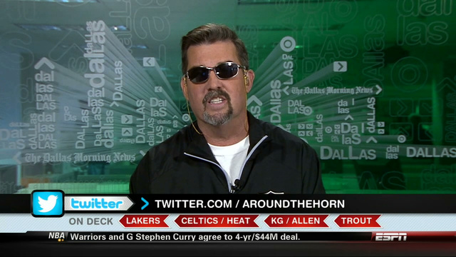 Here's Your Around The Horn Costume Roundup