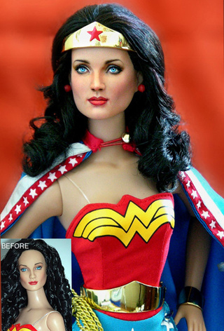 Man Repaints Celebrity Dolls for Amazing Accuracy
