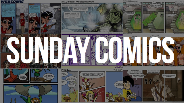 Sunday Comics: Dressed to Kill Yourself