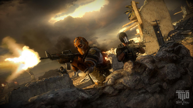 Somehow, the New Army of Two Game Seems More Bro-Dacious than Ever