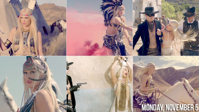 No Doubt Does In Fact Exhibit Doubt About Offensive Native American-Themed Music Video