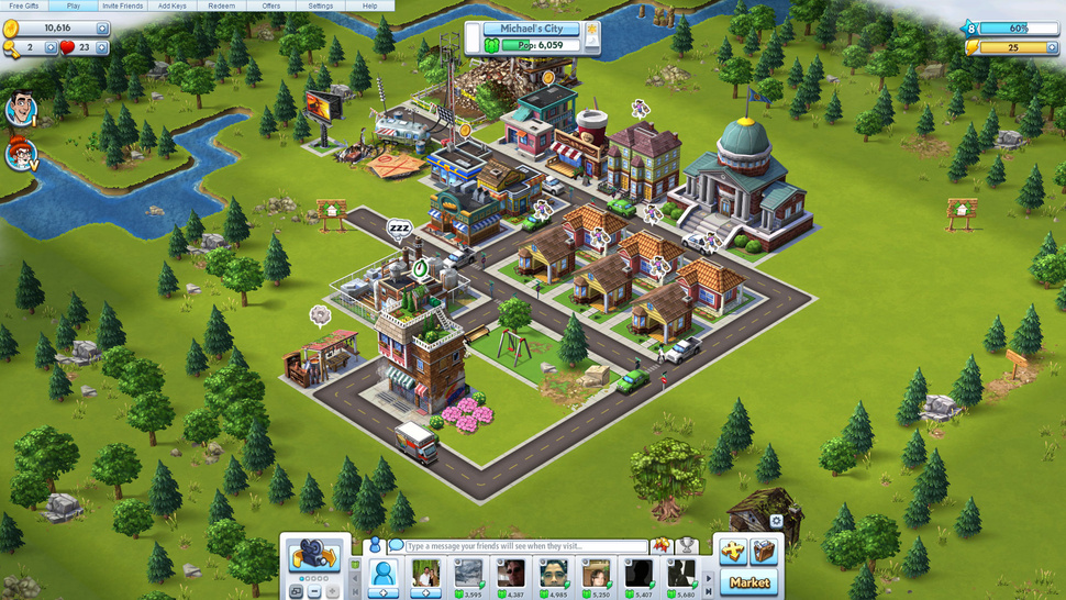 What Facebook is Playing This Week: No Sign of <em>CityVille 2</em> Yet