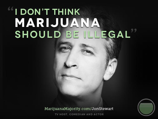 The Stoner Channel: Jon Stewart on Marijuana, Chicago in 30,000 Pictures, and Why Trees Suck So Hard