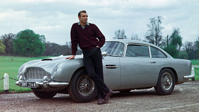 James Bond Makes More Money When He Drives Something British