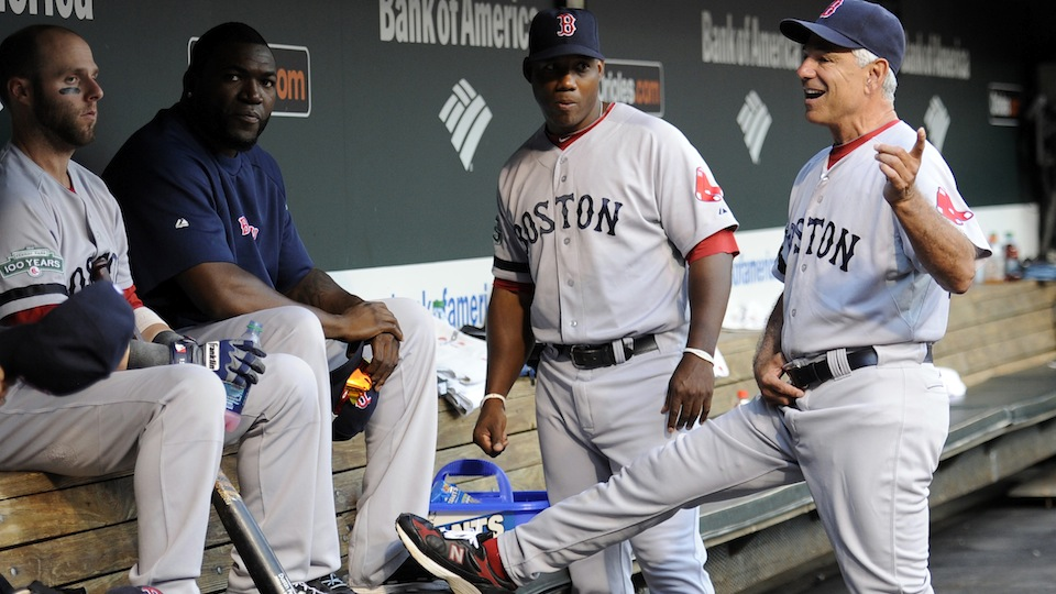 Ortiz considering skipping World Baseball Classic