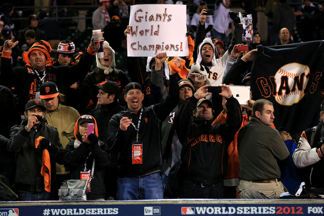 The Giants Sure Use A Lot Of Sabermetrics For An Anti-Sabermetric Team