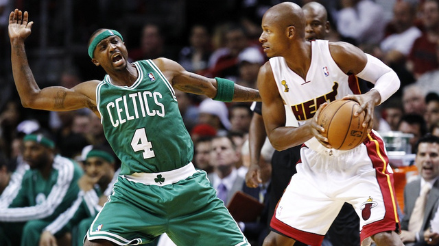 Did Ray Allen Change His Phone Number Or Just Dodge The Celtics' Calls?