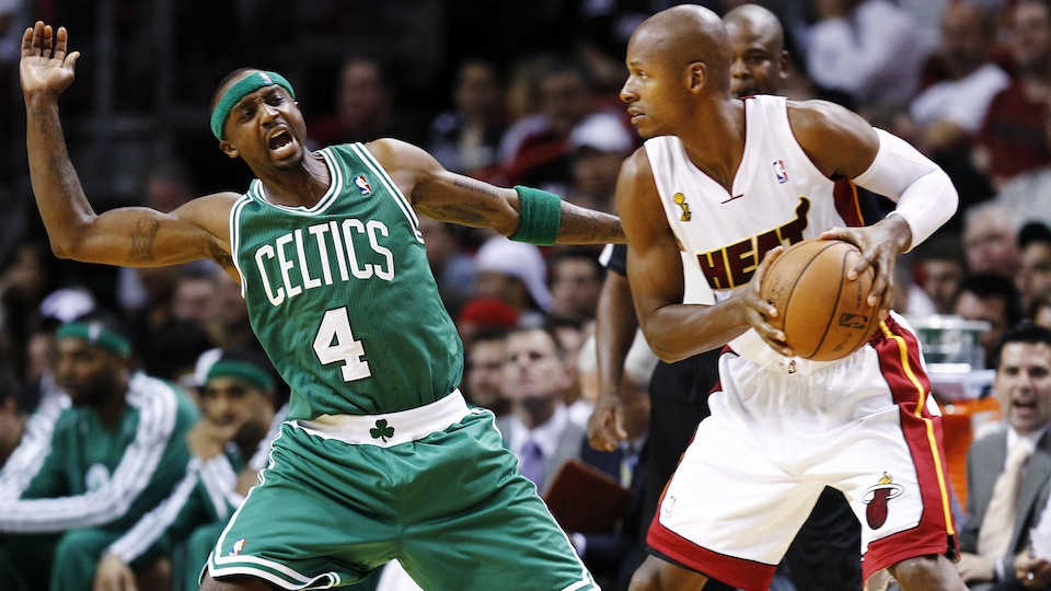 Did Ray Allen Change His Phone Number Or Just Dodge The Celtics…