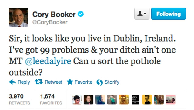 Who Remixed It Better: Jay-Z and Cory Booker Have 99 Problems But a Pun Ain't One