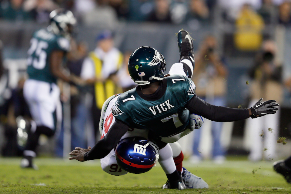 Marcus Vick Is Begging The Eagles To Trade Mike Vick On Twitter…