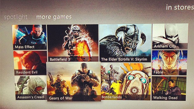 Xbox Live, Your One-Stop Shop For Angry Dudes