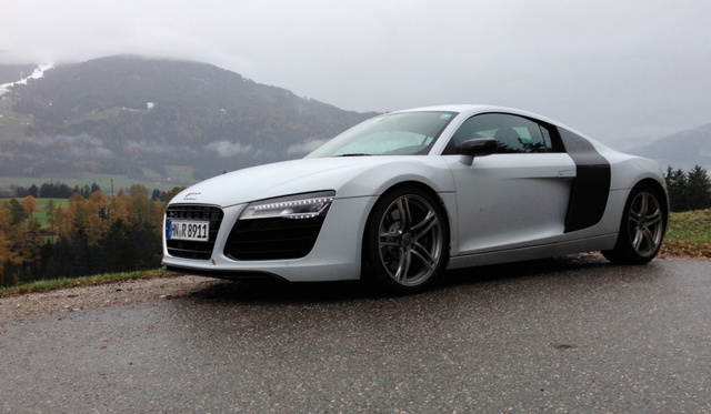 Audi Will Put The Next Generation R8 On A Diet