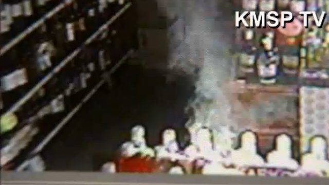 Click here to read Watch a Vodka Bottle Inside a Liquor Store Accidentally Catch on Fire from Sunlight