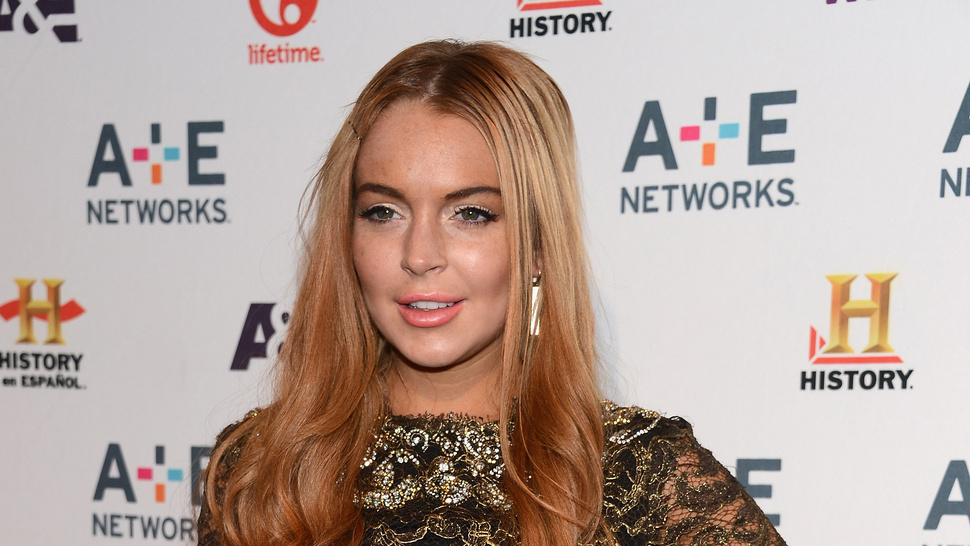 Lindsay Lohan Facing Jail Time for Lying to Police, but Who Fucking Cares, It's ELECTION NIGHT