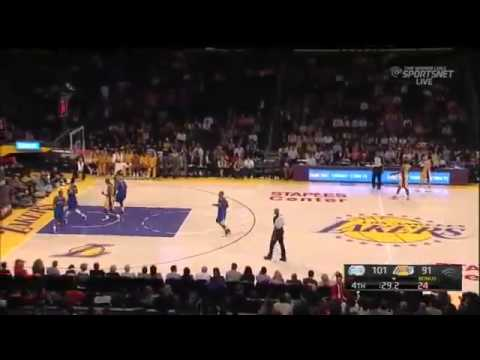 Steve Blake Apologized To The Fan He Cursed Out, Possibly Becau…