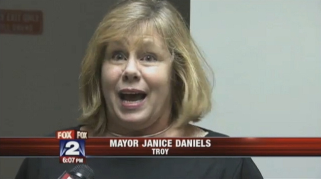 Homophobic Troy Mayor Janice Daniels Recalled by Voters After One Year in Office