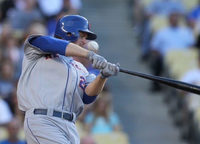 Lucas Duda Broke His Wrist While Moving Furniture