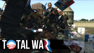 Hundreds of Obamas and Romneys Go To War In This Ridiculous-Looking Mod