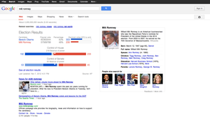 Google's Search Results Page Looks Different Now