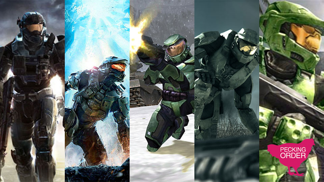 Let's Rank The Halo Games, Best to Worst