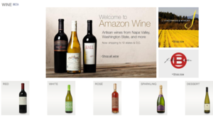You Can Now Buy Wine from Amazon