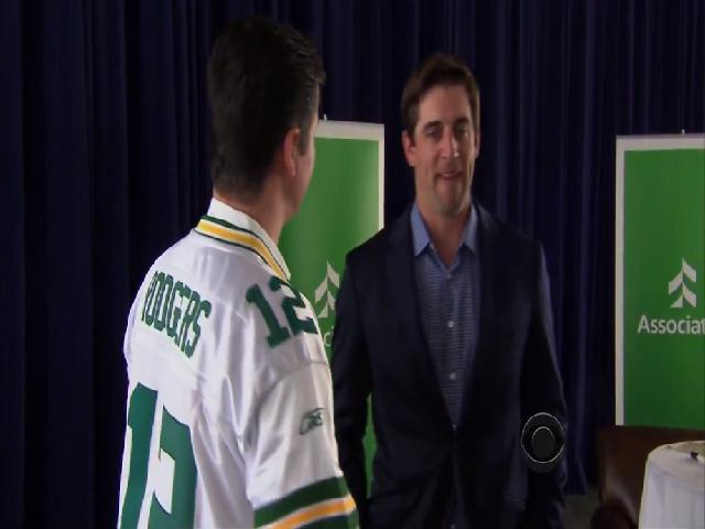 Aaron Rodgers didn't like 60 Minutes profile