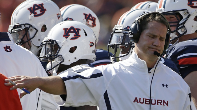 Auburn Has A Private Security Firm Enforcing Players' Nightly Curfews