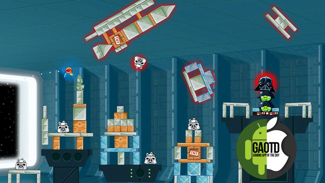 Star Wars Brings Out the Very Best in Angry Birds