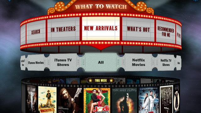 Fayve Is a Slick and Entertaining Movie and TV Discovery App for the iPad