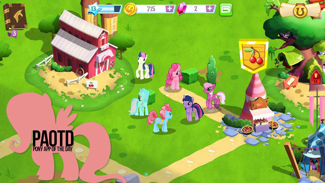 There's a My Little Pony Party in My Pocket and You're All Invited