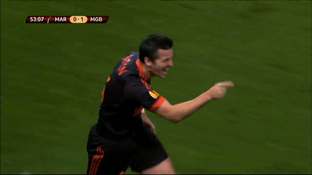 Joey Barton Finally Arrived For Marseille With A Direct Corner Kick Goal