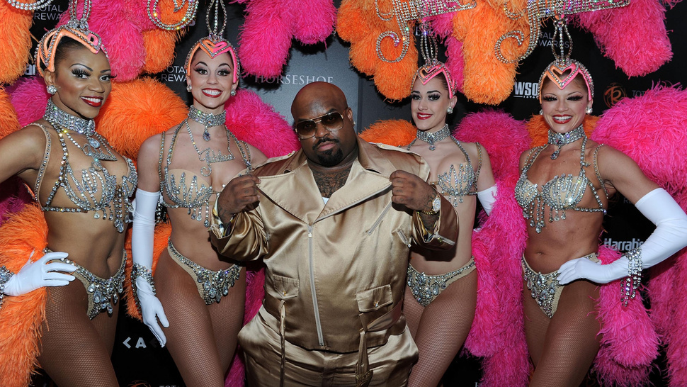 Cee Lo Is Definitely Not a Sex Criminal, Says Some Lady Who Has No Idea Whether or Not Cee-Lo Is a Sex Criminal