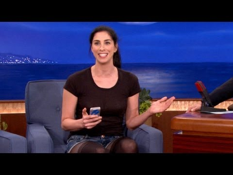 Click here to read Sarah Silverman's iPhone Camera Trick Is Hilariously Explicit