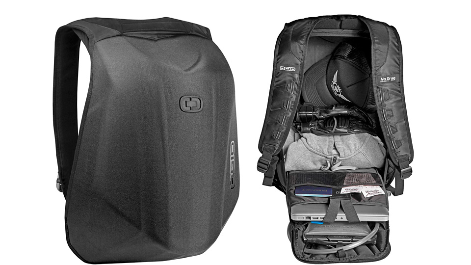 This Aerodynamic Backpack Won't Slow Motorcyclists | Gizmodo Australia