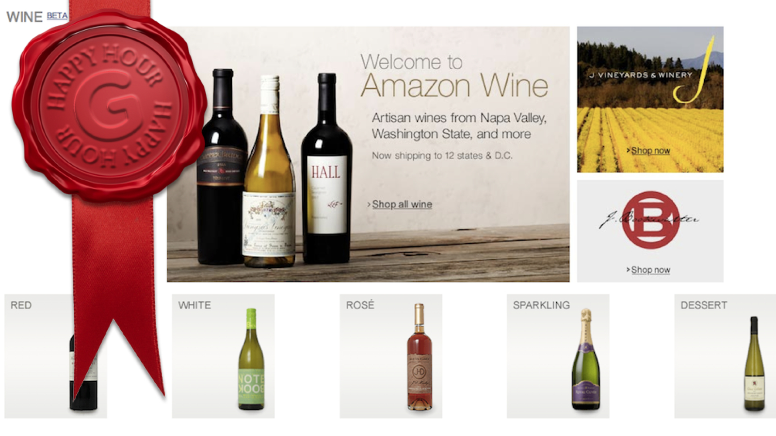 Click here to read The Best Wines on Amazon