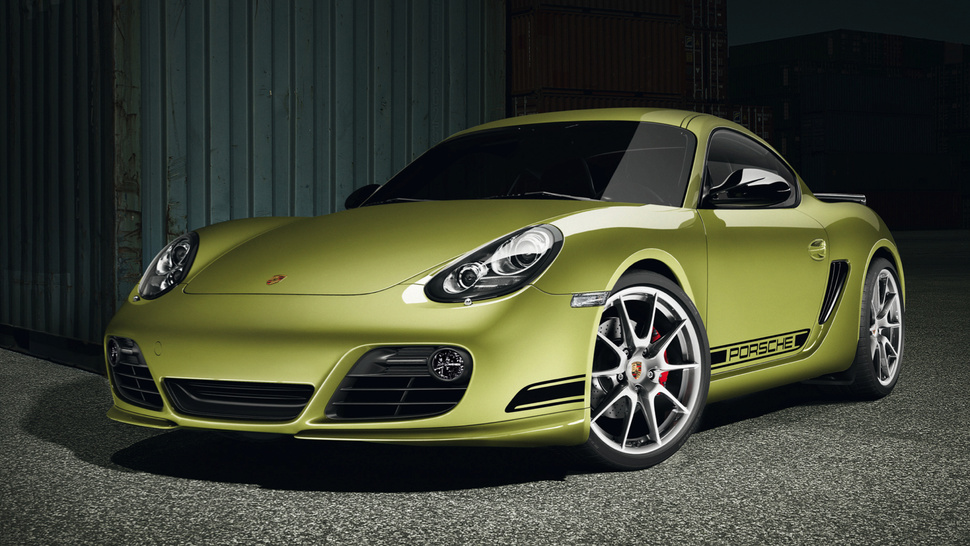 Porsche Will Unveil The New Cayman At The LA Auto Show