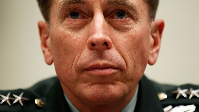 CIA Director David Petraeus Has Resigned, Citing an Extramarital Affair