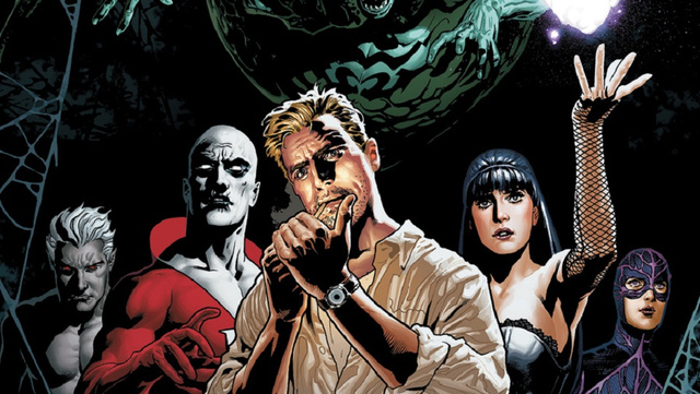 Guillermo del Toro is in talks for a Justice League Dark movie!