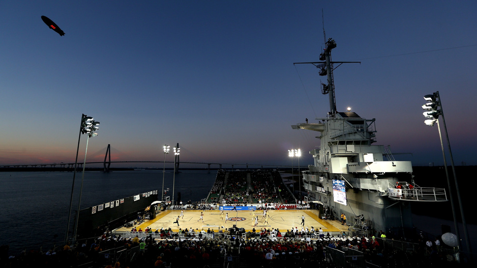 The Carrier Classic Is Back, And It's Still Gorgeous