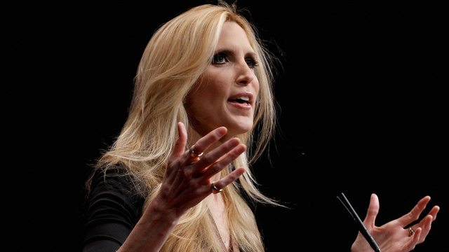 Ann Coulter's Speech At Fordham Is Cancelled After Fordham Realizes She's Ann Coulter