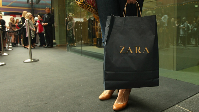 Factory Conditions at Zara Look To Have Improved Since Last Year (Kinda)