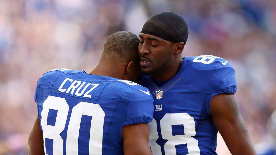 In Yet Another Case Of Metrics Confusion, Hakeem Nicks Claims Stats Are Useful For Impressing Girls