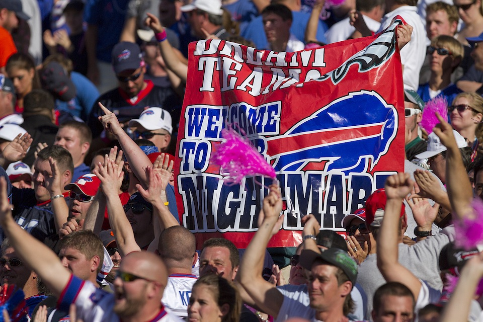 Buffalo Bills Fan Sues Team For Excessive Text Message Program …