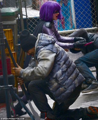Kicks-Ass 2 Hit Girl