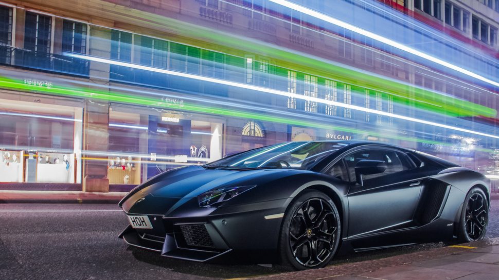 Would You Drive A Diesel Lamborghini?